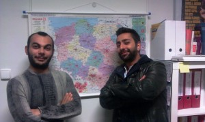 Emir & Javid