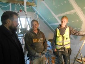 Finnish coordinator's visit